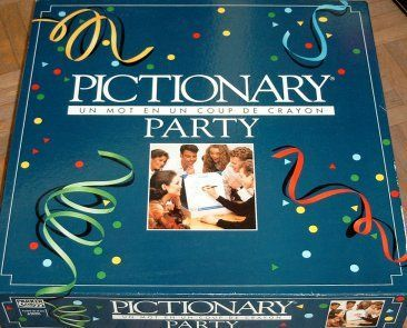 Pictionary: Party Edition