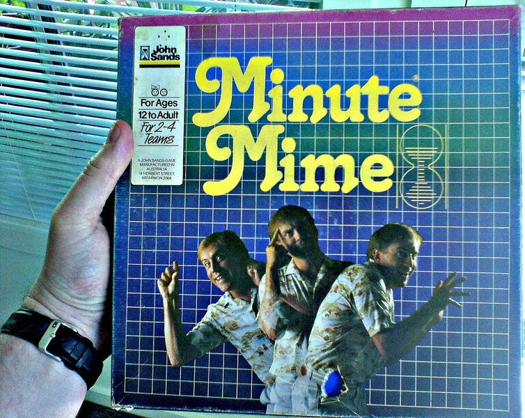Minute Mime